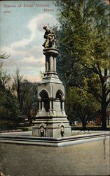 Statue of Ether, Boston, Mass