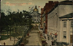 Park St. Looking towards State House