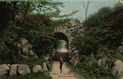 The Archway of Rockery