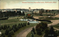 Atkinson Park from Observation Tower