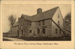 The Spencer-Pierce Garrison House