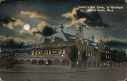 Condit's Ball Room by Moonlight