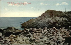 Old Mother Ann, Eastern Point Postcard