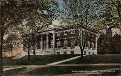 Eaton Memorial Library, Tufts College