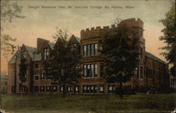Dwight Memorial Hall, Mt. Holyoke College