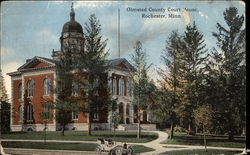 Olmsted County Court House