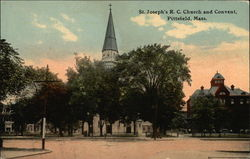 St. Joseph's R.C. Church and Convent