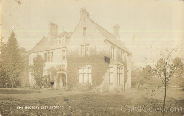 The Rectory East Lydford