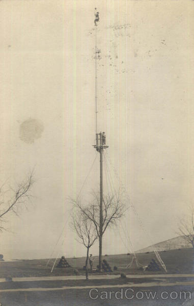 Observation or Radio Tower? Military