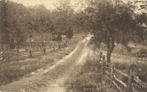 Old Country Road Landscapes