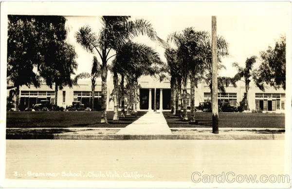 Grammar School Chula Vista California