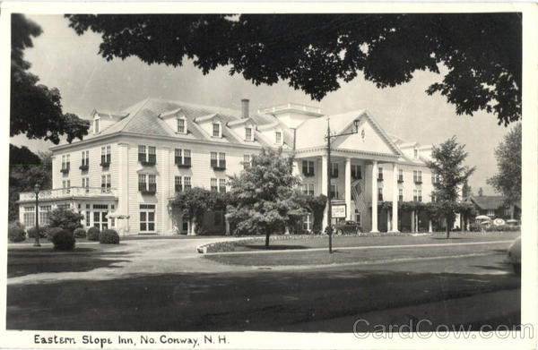 Eastern Slope Inn No. Conway New Hampshire