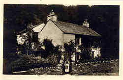 Dove Cottage Postcard
