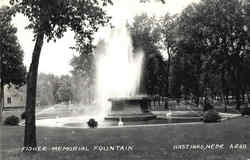 Fisher Memorial Fountain