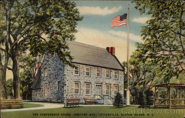 The Conference House Tottenville New York