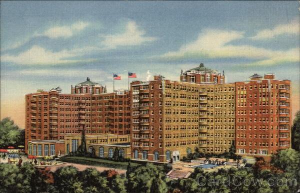 The Shoreham Hotel Washington District of Columbia