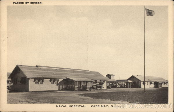 Naval Hospital Cape May New Jersey
