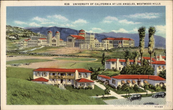 University of California - Westwood Hills Los Angeles