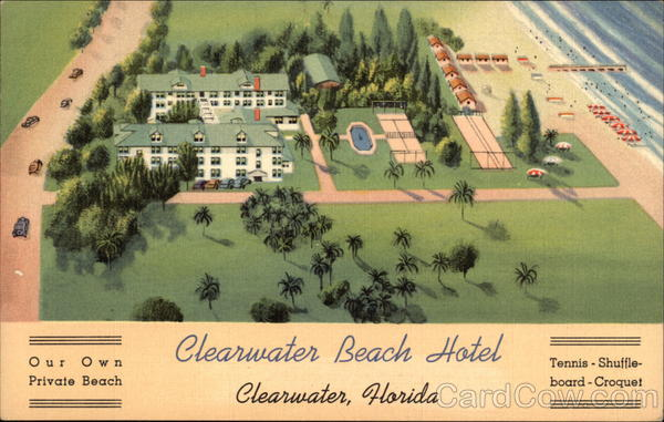 Clearwater Beach Hotel Florida