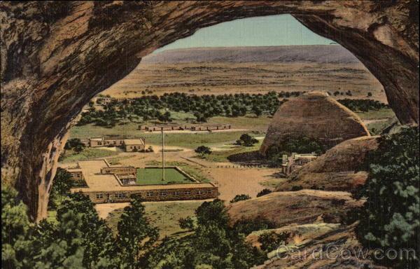 Central Navajo Indian Agency Window Rock AZ