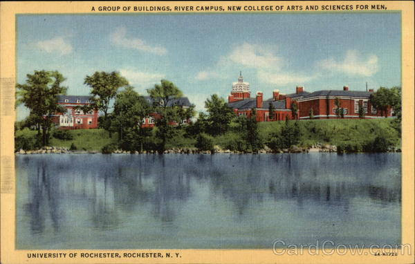 University of Rochester New York