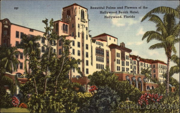 Hollywood Beach Hotel Florida