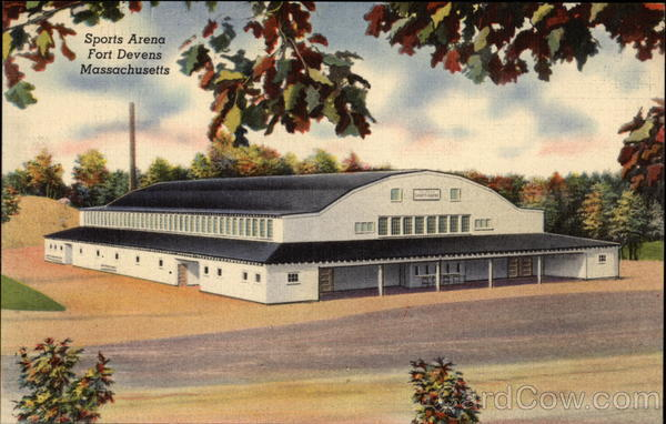 Sports Arena Fort Devens Massachusetts