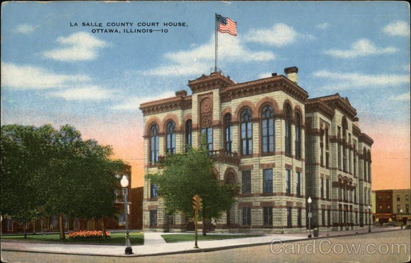 LaSalle County, Illinois Facts