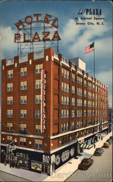 Hotel Plaza at Journal Square Jersey City New Jersey