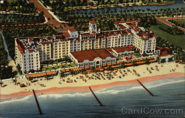 Hollywood Beach Hotel and Golf Club Florida