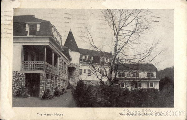 The Manor House Ste. Agathe des Monts Canada Quebec