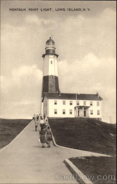 Montauk Point Light, Long Island New York
