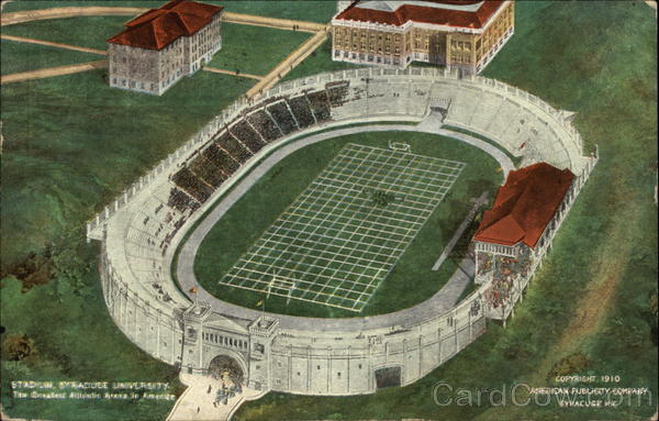 Syracuse University - Stadium New York