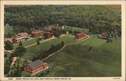 Sweet Briar College and Campus