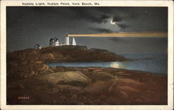 Nubble Light, Nubble Point
