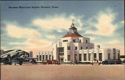 Houston Municipal Airport