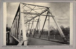 Bridge Over Kaskaskia River