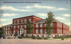 Bucknell University - Engineering Building