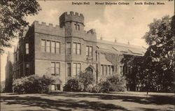 Dwight Hall, Mount Holyoke College