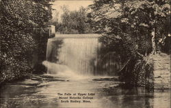 Mount Holyoke College - The Falls at Upper Lake