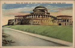 Hall of Fame of New York University