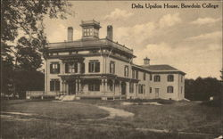 Bowdoin College - Delta Upsilon House
