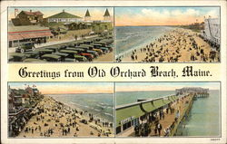 Greetings from Old Orchard Beach