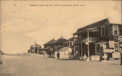 General Store and Post Office, Humarock Beach