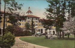 The Carolina Hotel - Entrance Drive
