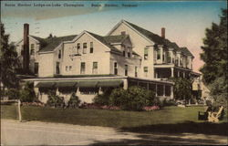 Basin Harbor Lodge-on-Lake Champlain