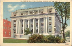 Schenectady County Court House