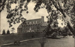 University of Maryland - Margaret Brent Hall, Women's Dormitory