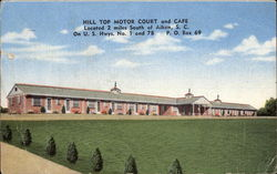 Hill Top Motor Court and Cafe