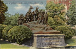 Wars of America Monument, Military Park